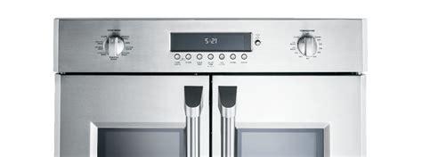 ge announces  monogram zetfhss french door wall oven