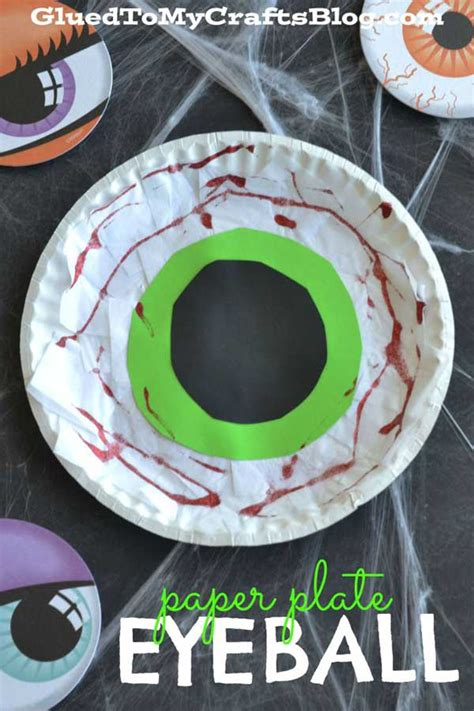 halloween kids crafts    cute  spooky