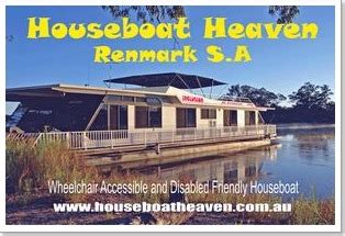 Houseboat Renmark by Renmark Houseboats And Houseboat Hire