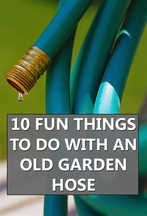 fun       garden hose