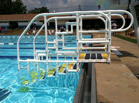 Wondrous Ada Ladder System Of Outstanding Pool