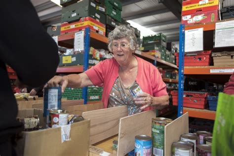 East Of Co Op Supports Suffolk And Essex Foodbanks