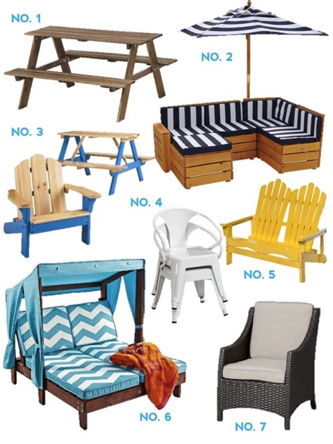 children s patio furniture kids outdoor furniture effortless style blog 11113 | Slide1323
