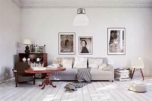 Idée Déco Salon Scandinave : 30 inspirations d co pour votre salon blog d co mydecolab ~ Melissatoandfro.com Idées de Décoration