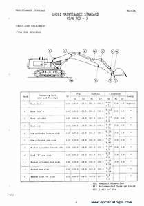 Hitachi Uh261 Excavator Service Manual Pdf