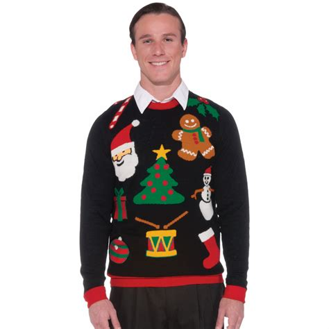 ugly light up christmas sweaters ugly christmas sweater
