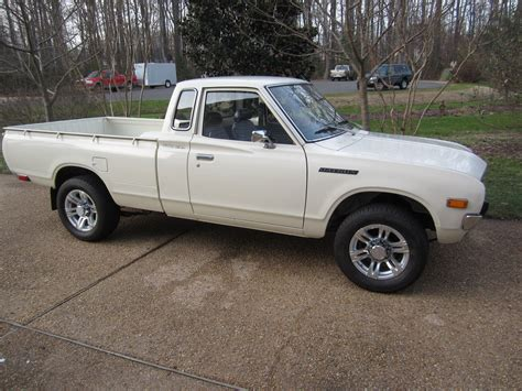 Datsun 620 King Cab by 1979 Datsun 620 King Cab All Original Rust Free Low