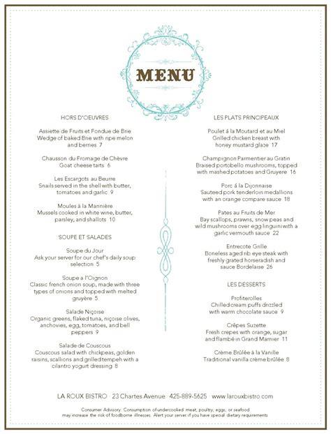 cuisine menu restaurant menu musthavemenus carnegie library
