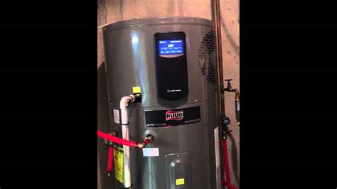 Hybrid Water Heater Youtube