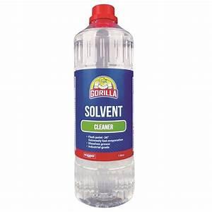 Gorilla 1l Solvent Cleaner