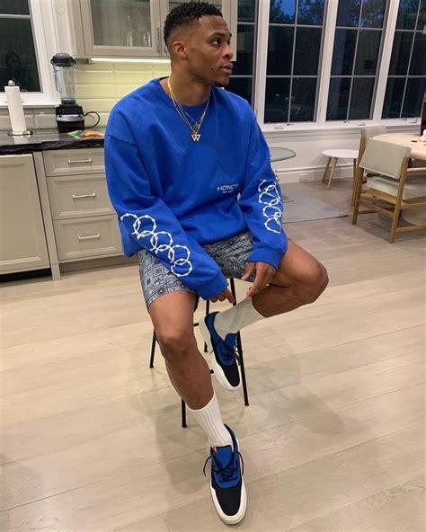 Russell Westbrook Sur Instagram Blue Light Special