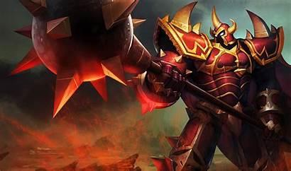 Mordekaiser League Legends Lol Wallpapers Metal Desktop