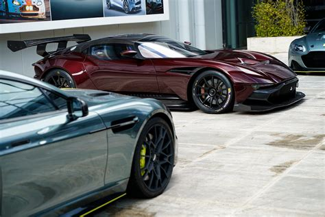 Photo Essay Aston Martin Works And Factory Tour  Gear Patrol