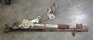 Instructions For A Manual Dayton Winch