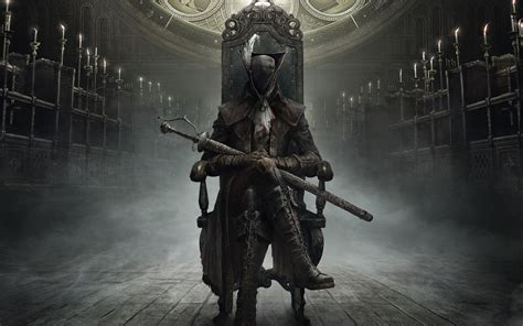 Bloodborne, Video Games Wallpapers Hd / Desktop And Mobile
