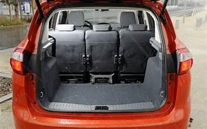 Ford C Max Coffre : essai ford c max 1 0 ecoboost 2013 l 39 automobile magazine ~ Melissatoandfro.com Idées de Décoration
