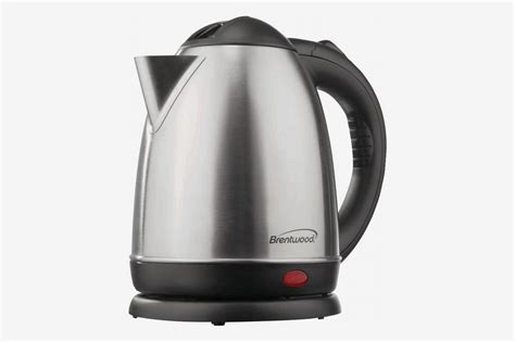 electric kettle stainless steel kettles cordless brentwood kt 1780 amazon reviewers according 5l 15l