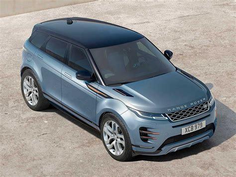 2020 Range Rover Evoque by 2020 Range Rover Evoque Debuts With Velar Inspired Design