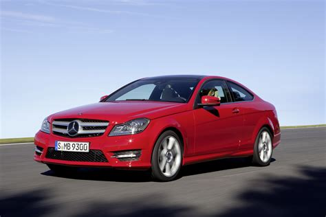 Mercedes Cclass 2012 by 2012 Mercedes C Class Coupe Hd Pictures