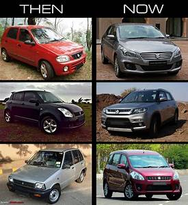 How some car manufacturers have evolved in just 5 10