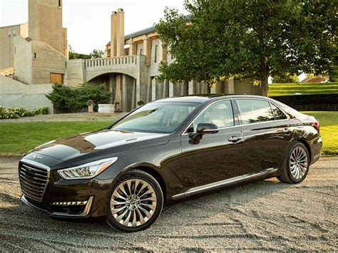 2017 Genesis G80 Road Test And Review Autobytelcom