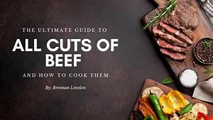 The Ultimate Guide To All Cuts Of Beef And How To Cook