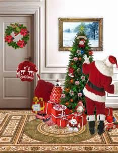 Beautiful Christmas Scene