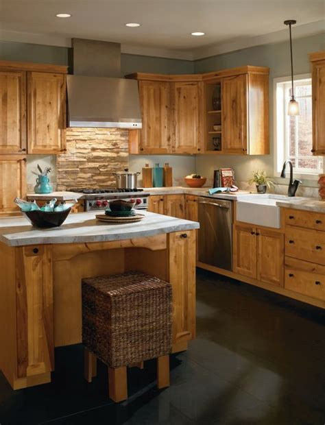 rustic kitchens better homes and gardens and home and