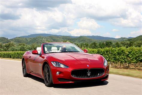 2012 Maserati Grancabrio Convertible Sport