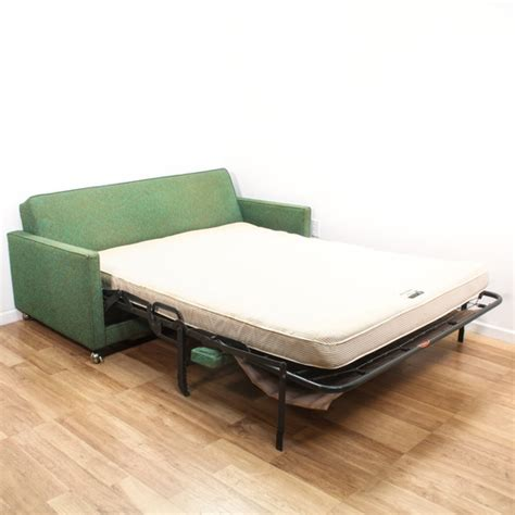 Sleeper Sofas Los Angeles by Woven Green Mid Century Modern Sleeper Sofa Loveseat