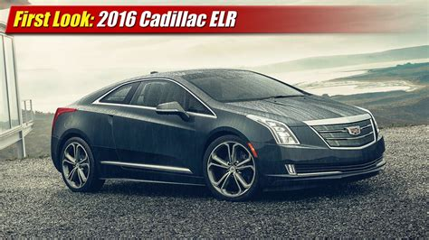 2016 Cadillac Elr (47 Images)