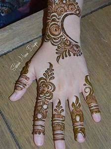 Latest Eid Mehndi Designs 2016 2017 for Hands Indian Pakistani