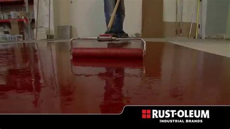 rust oleum decorative concrete coating rust oleum 174 heavy metal decorative floor coating