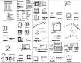 187 saltbox shed roof design pdf shed plans bookyourplans pdfshedplans