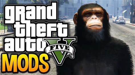 Breaking The Game With Mods! (gta 5 Funny Moments