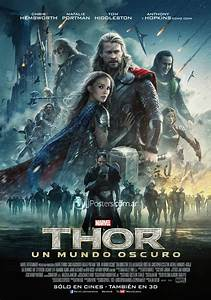 Thor: The Dark World - New Spanish-Language Poster Revealed