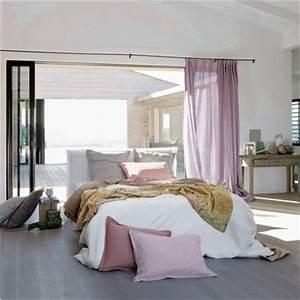9 rideaux pour une jolie chambre cote maison for Chambre à coucher adulte moderne avec store pour fenetre triangulaire