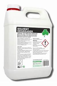 Clover Solvent Degreaser 5l