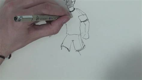 drawing illustration techniques   draw  soccer