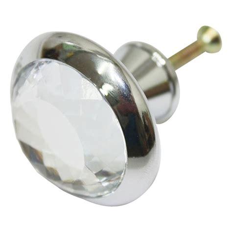 25 inch drawer pulls glass chrome glass 39 mm kitchen cabinet knob furniture dresser