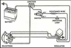 1967 Camaro Wiring Diagram Voltage Regulator