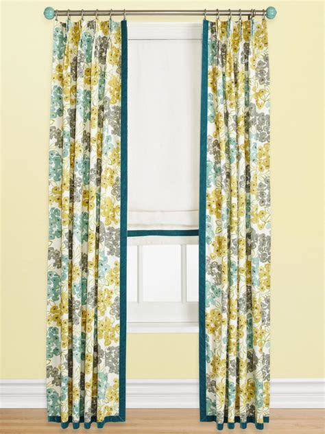 styles  custom window treatments hgtv