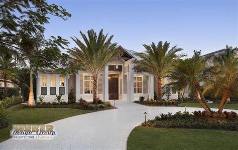 Beach House Plan With Photos, Old Florida Coastal Style