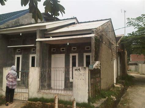 Rumah Baru Murah Bisa Kpr dijual rumah dijual rumah baru citayam murah bisa kpr