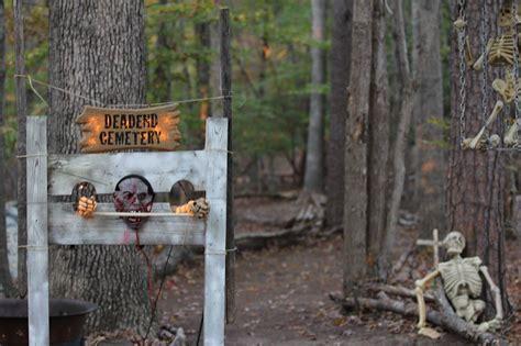 Haunted trail Halloween Haunt Pinterest Spooky