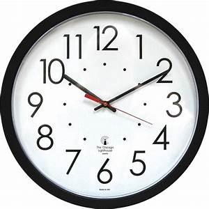 Diagram Of A Clock