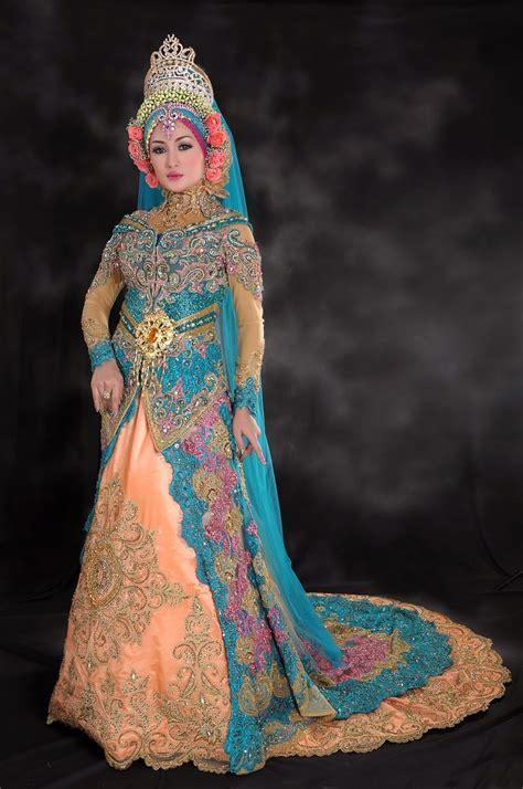 kebaya modern shades  pink international kebaya batik