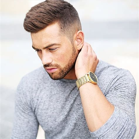 Straight Hair :: Hairstyles for Men With Straight And