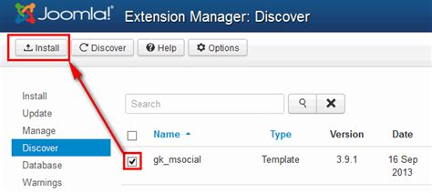How To Upload A Template In Joomla by How To Install A Joomla Template Manually On Your Site
