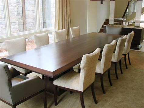 Remarkable Dining Tables That Seat 10 Large Room Table